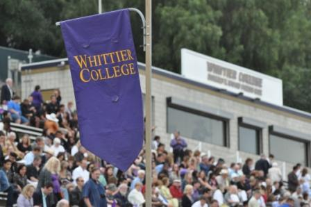 Whittier College Banner