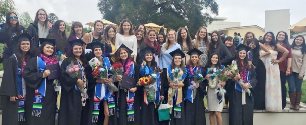 Mets at Commencement 2015
