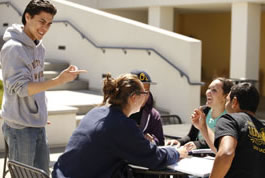 Whittier College's diversity noted in college rankings