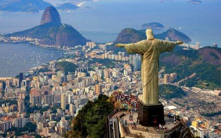 Rio de Janeiro, one of eight ports-of-call on the upcoming South America cruise through Whittier-AHI.